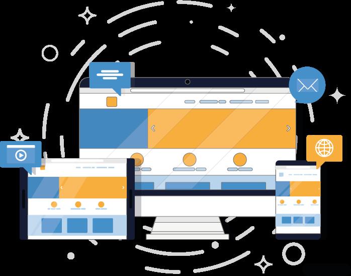 Creazione pagine web - siti internet - Away agenzia web
