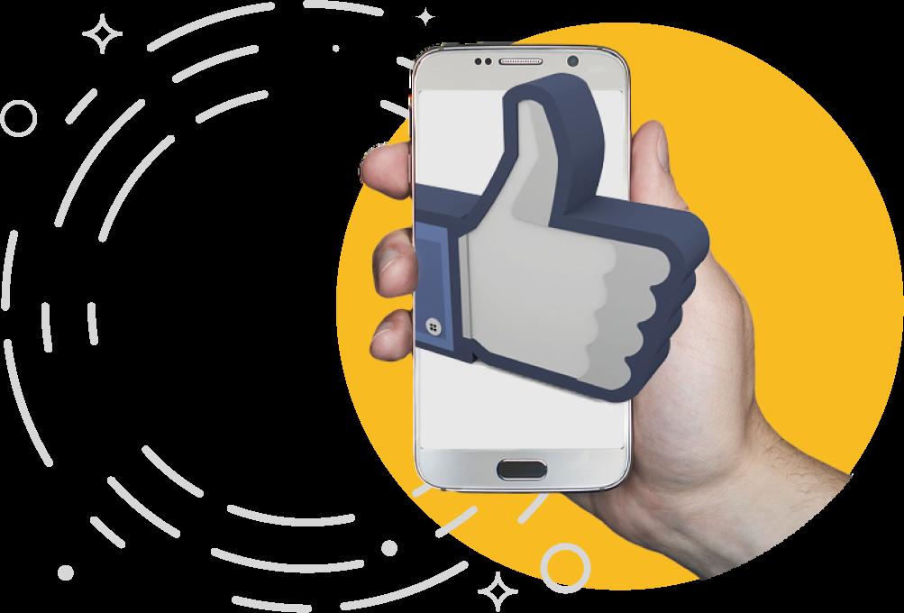 Gestione social media Facebook